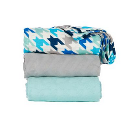 Tula Blanket Set - Dapper