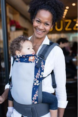 Tula Free to Grow Baby Carrier- Coast Picnic