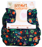 Smart Bottoms Smart One 3.1 Cloth Diaper- Enchanted