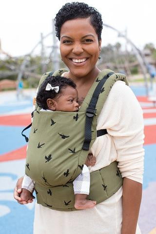 Tula Baby Carrier-  Coast Twilight Tulip