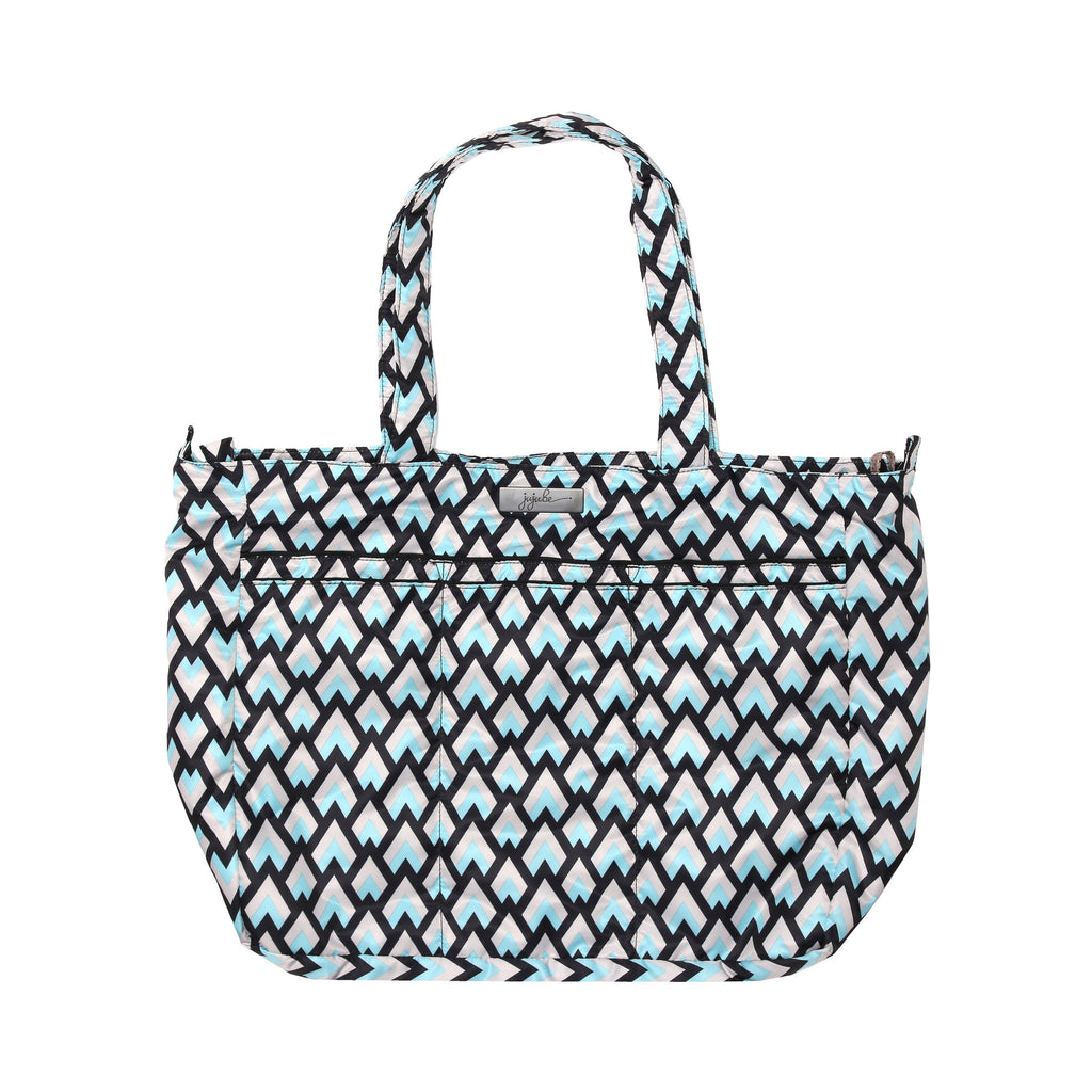 Jujube Super Be Tote - Black Diamond