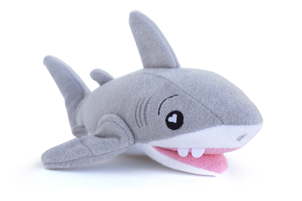 SoapSox Plush Sponge- Tank the Shark
