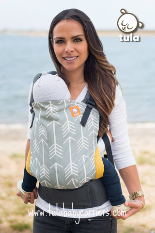 Tula Free to Grow Baby Carrier- Stormy