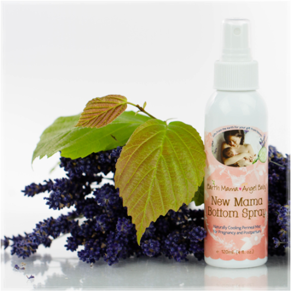 Earth Mama - New Mama Bottom Stray (4oz). Soothing spray