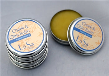 Lusa Organics - Cheek & Chin Balm