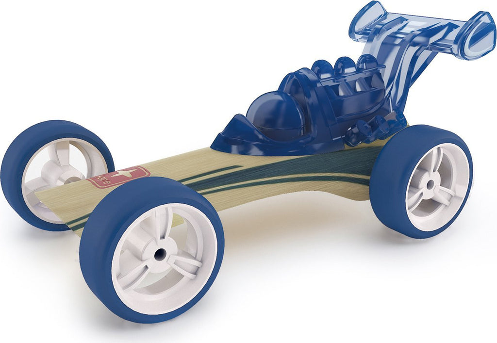 Hape Bamboo Mini Toy - Dragster