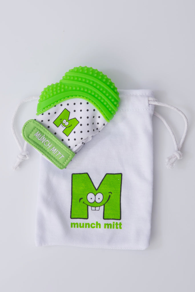 Malarkey Kids Munch Mitt - Green
