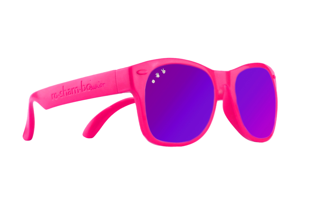 Roshambo Toddler Sunglasses (2yr-4yr) - Multiple Colors