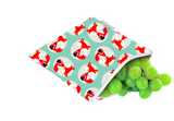 Itzy Ritzy Snack Happens Reusable Snack and Everything Bag- Little Fox