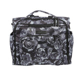 Jujube B.F.F Diaper Bag- Black Petals