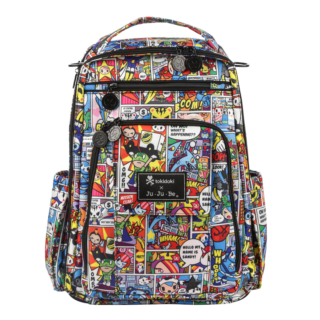 Jujube Be Right Back- Tokidoki Super Toki