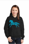 Hope Rides Classic Hoodie - Youth
