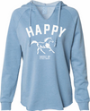 Happy Cozy Lightweight Hoodie