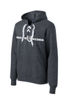 Hope Rides Lace-Up Pullover Hoodie