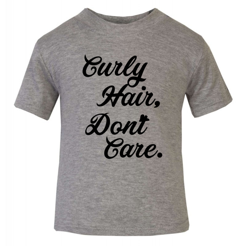 Curly Hair shirt