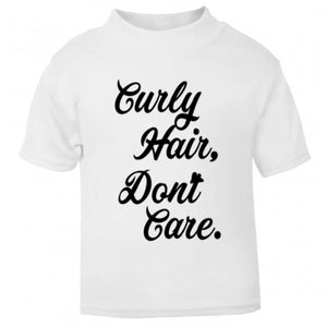 Curly Hair t shirt
