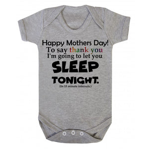 Happy Mothers Day Vest