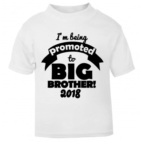 Im being promoted to big brother 2018