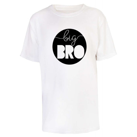 Big Bro Circle T Shirt