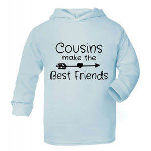 Cousins make the best friends hoodie
