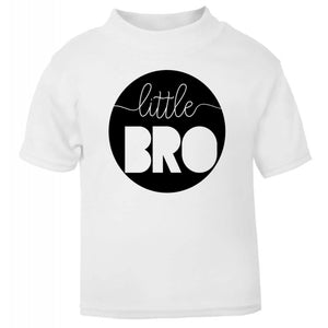 Little Brother Circle T Shirt