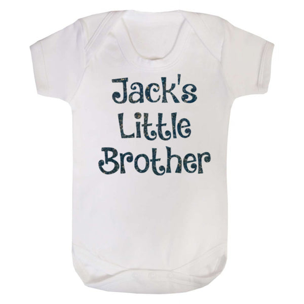 Little Brother Baby Body Suit