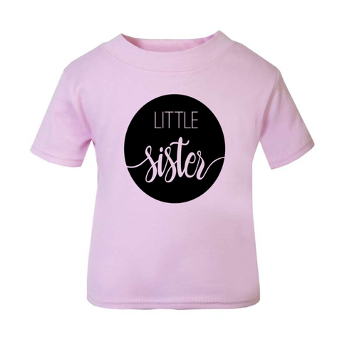 Little Sister Circle Design