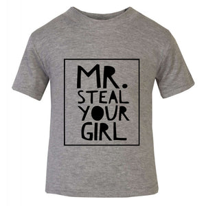 mr steal your girl childrens t shirt