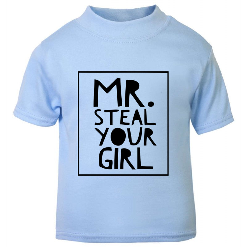 mr steal your girl t shirt