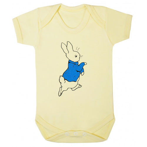 Peter Rabbit Inspired Baby Vest