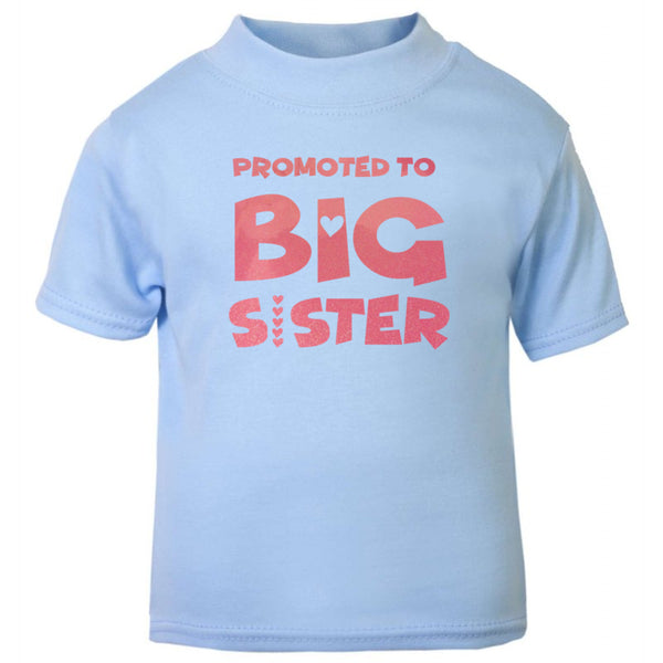 Promoted To Big Sister Shirt