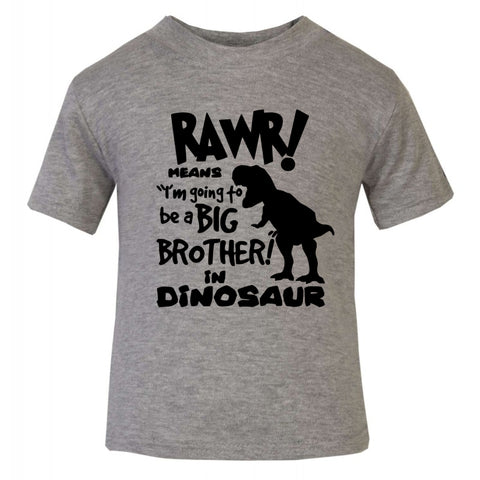 big brother dinosaur