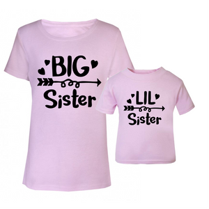 Big Sister Little Sister Shirts