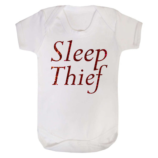 "Baby ""sleep thief"" Bodysuit"