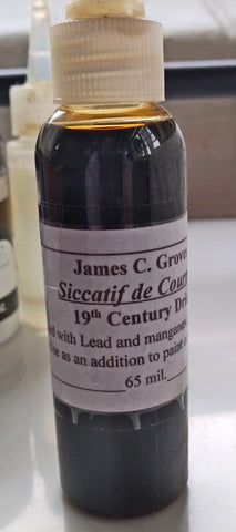 Siccitif de Courtrai by James Woods