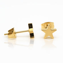 Hypoallergenic Star Stud Earrings