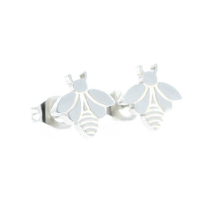 Bee Stud Hypoallergenic Earrings