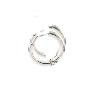 Little 1cm Hypoallergenic Hoop Earrings