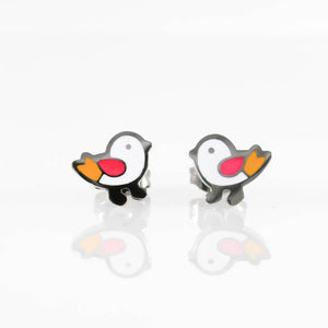 Colourful Chick Hypoallergenic Earrings