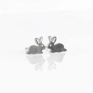 Bunny Stud Hypoallergenic Earrings