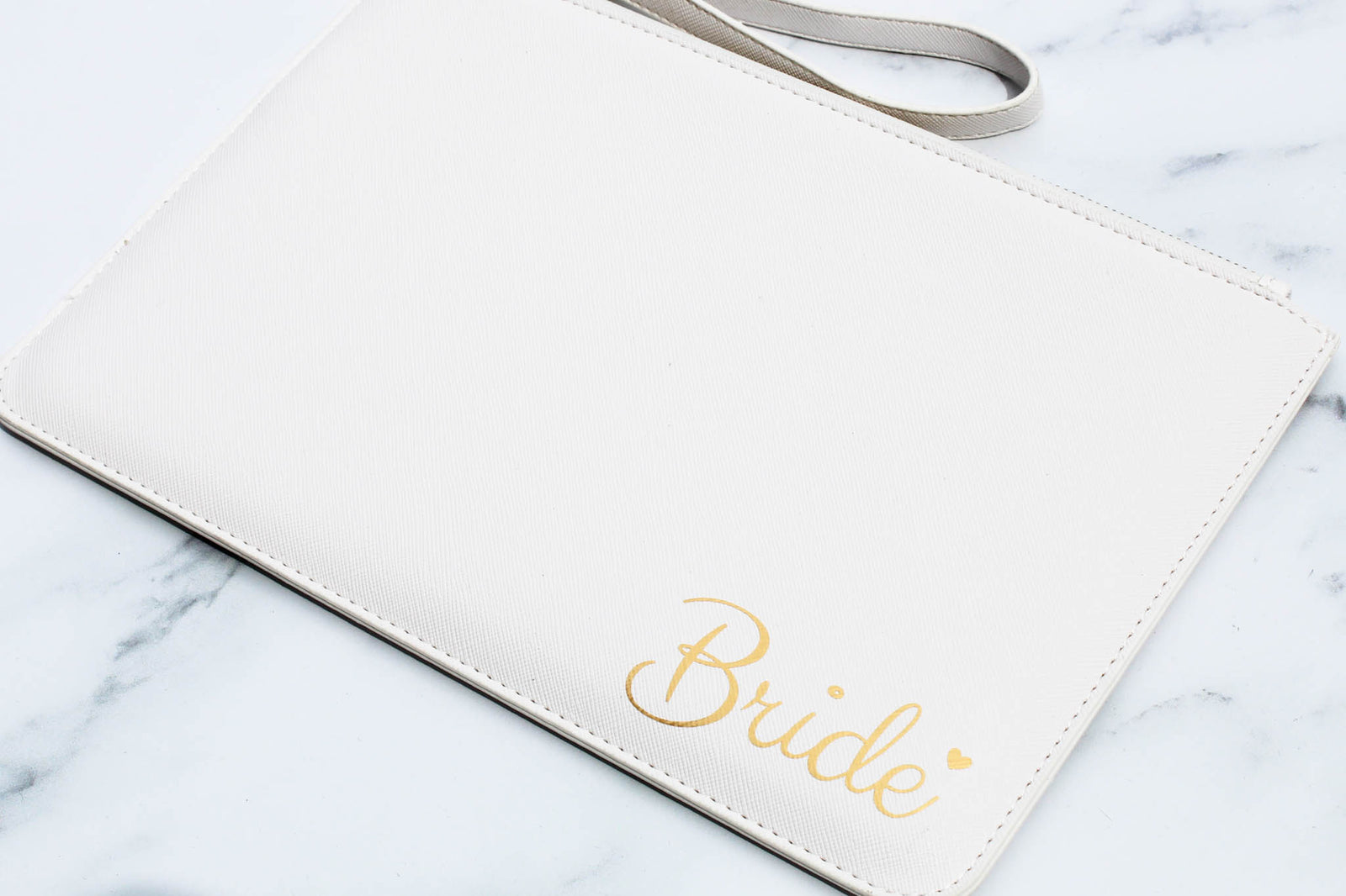 Bride Clutch Gift Bag + 20% Off Jewellery