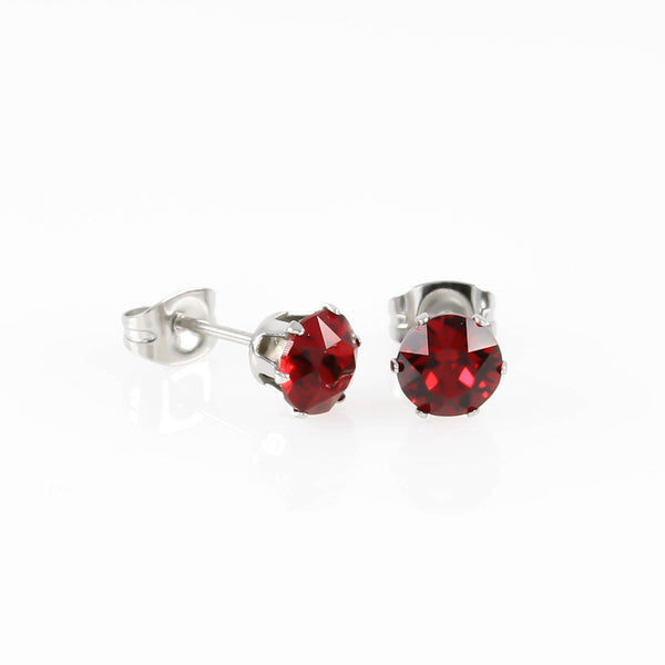 Siam Swarovski Hypoallergenic Earrings