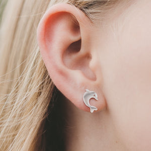 Dolphin Hypoallergenic Earrings