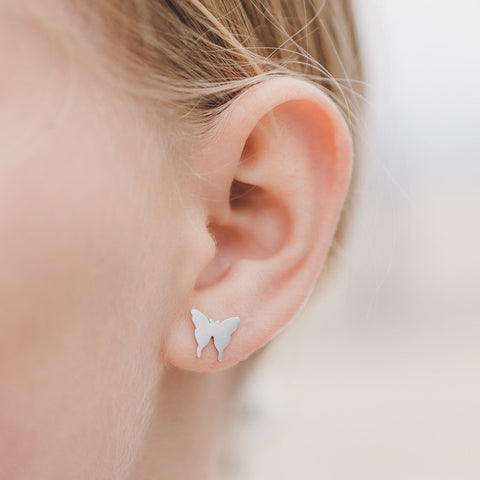 Butterfly Hypoallergenic Earrings