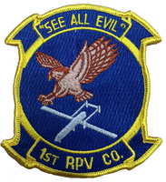 1st Remotely Piloted Vehicle RPV Co.