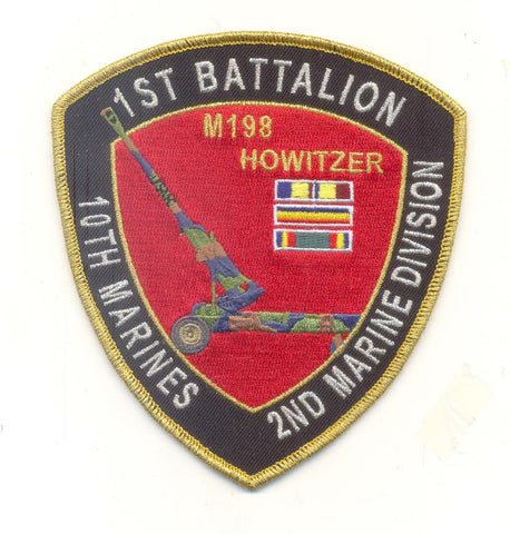 1st Bn 10th Marines 2nd MARDIV Artillery