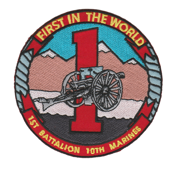 1st Bn 10th Marines-No Hook and Loop