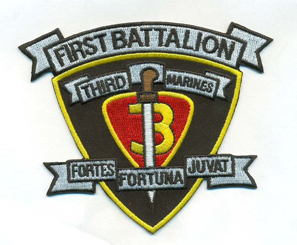 1st Bn 3rd Marines- No Hook and Loop