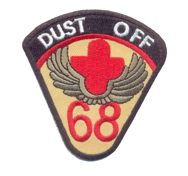 68th Dust Off-No Hook and Loop
