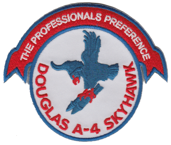 A-4 Skyhawk Professionals Preference-No Hook and Loop